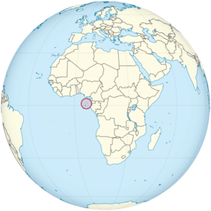 République démocratique de Sao Tomé-et-Principe, petit archipel d'Afrique centrale au cœur du golfe de Guinée